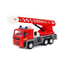 SPECIAL Feuerwehrwagen mit Schwungantrieb